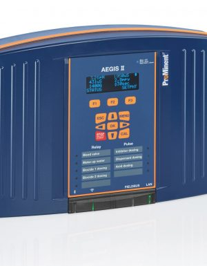 ProMinent DCM500 or AEGIS II Water Chemistry Controller
