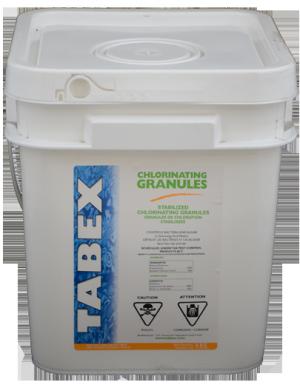 Stabilized Granular Chlorine