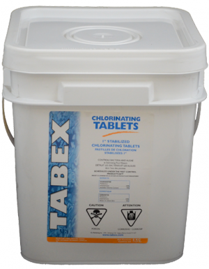 Stabilized Chlorine Tablets
