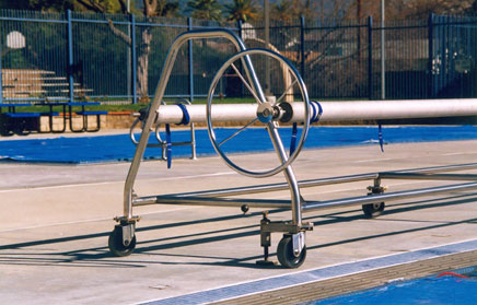 Thermgard Pool Cover Roller Automated Aquatics