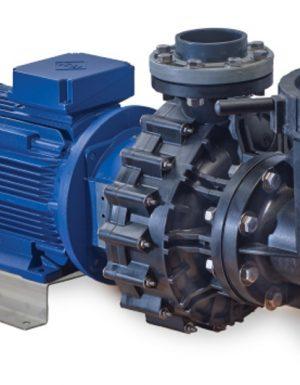 SPECK Norm Block - Commercial Plastic Pool Pump